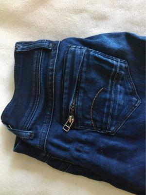 Gstar Pantalone cinque tasche blu scuro