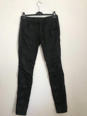 G-Star Raw Spodnie biodrówki czarny