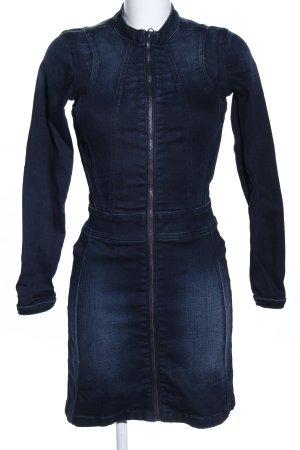 G-Star Raw Jeanskleid blau Casual-Look