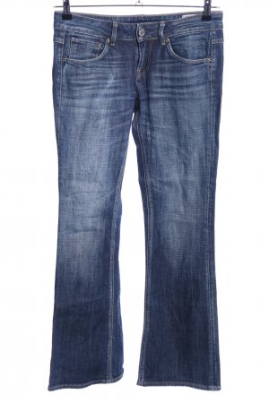 G-Star Raw Jeansschlaghose blau Casual-Look
