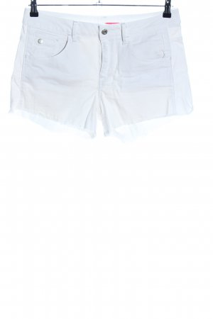 G-Star Raw Jeansshorts weiß Casual-Look