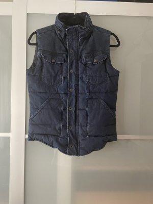 G-Star Raw Jeansweste blau