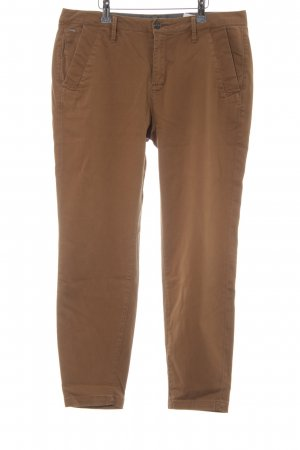G-Star Raw Peg Top Trousers camel boyfriend style