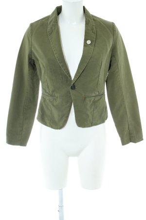 G-Star Raw Kurz-Blazer grün Casual-Look