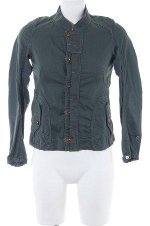 G-Star Raw Langarmhemd waldgrün schlichter Stil