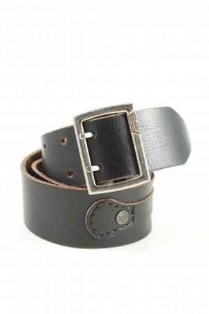 G-Star Raw Leather Belt black business style