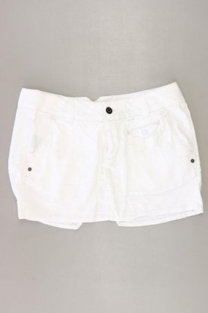 G-Star Raw Falda de lino blanco puro Lino