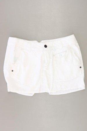 G-Star Raw Lniana spódnica w kolorze białej wełny Len