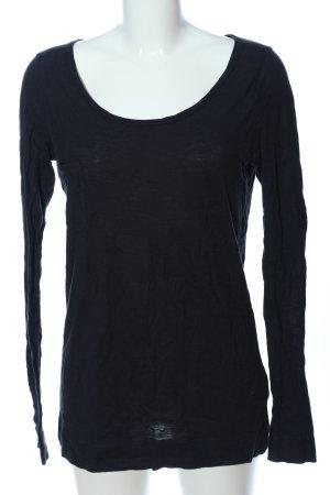 G-Star Raw Longshirt schwarz Casual-Look