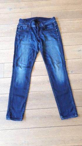 G-STAR RAW - Lynn Mid Waist Skinny Jeans 31/32