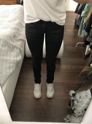 G-Star RAW Lynn Skinny Jeans schwarz Gr. 25 XS NEU