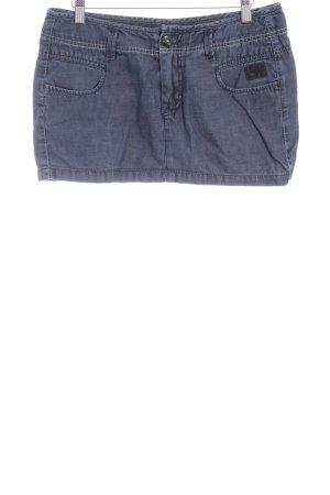 G-Star Raw Minirock graublau-schwarz Casual-Look