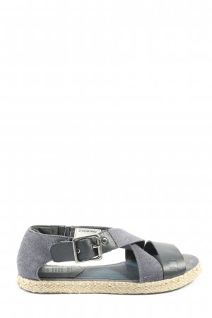 G-Star Raw Outdoor Sandals blue-black casual look