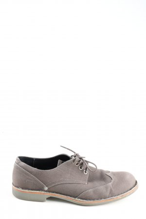 G-Star Raw Oxfords lichtgrijs casual uitstraling