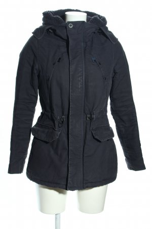 G-Star Raw Parka blu stile casual