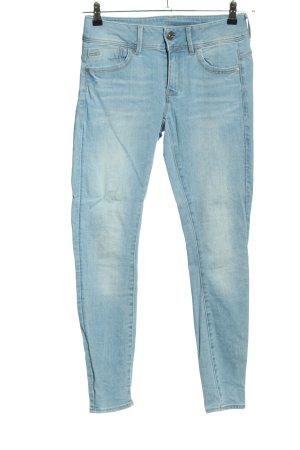 G-Star Raw Röhrenjeans blau Casual-Look