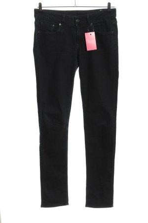 G-Star Raw Jeans cigarette noir style décontracté