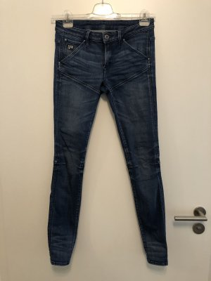 G-Star Raw Jeans a carota blu scuro