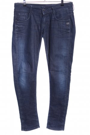 G-Star Raw Jeans a sigaretta blu stile casual