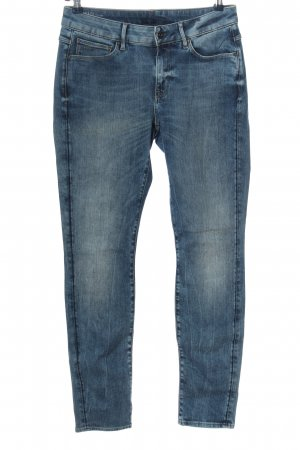 G-Star Raw Tube jeans blauw casual uitstraling