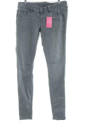 G-Star Raw Jeans cigarette gris style décontracté