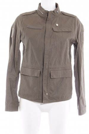 G-Star Raw Safarijacke graubraun Casual-Look