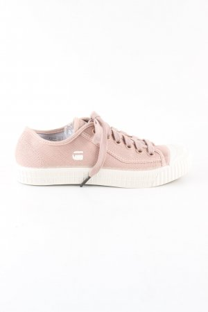 G-Star Raw Schnürsneaker pink Casual-Look