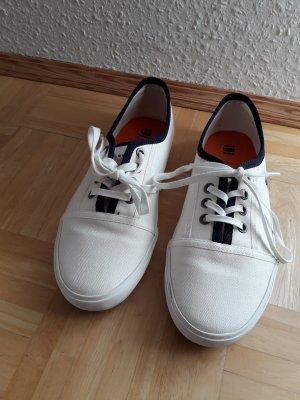 G- Star Raw. Schuhe. weiß.