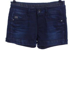 G-Star Raw Shorts blau Casual-Look