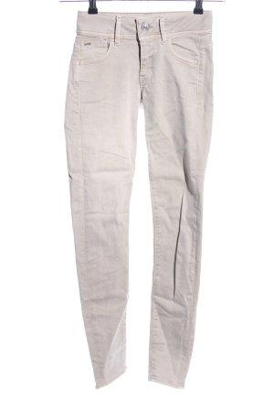 G-Star Raw Skinny Jeans wollweiß Business-Look