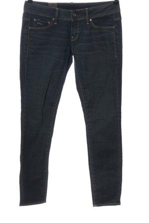 G-Star Raw Skinny Jeans blau Casual-Look