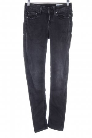 G-Star Raw Skinny Jeans anthrazit Casual-Look