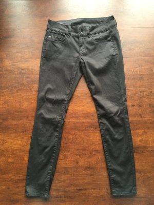 G-Star Raw Skinny Jeans Schwarz Größe 28/30