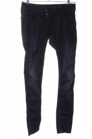 G-Star Raw Slim Jeans schwarz Casual-Look