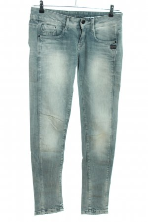 G-Star Raw Slim Jeans grün Casual-Look