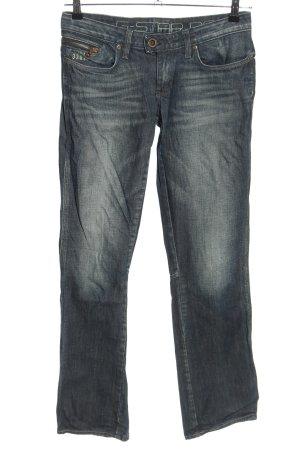 G-Star Raw Slim Jeans schwarz Casual-Look