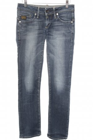 G-Star Raw Slim Jeans dunkelblau Jeans-Optik