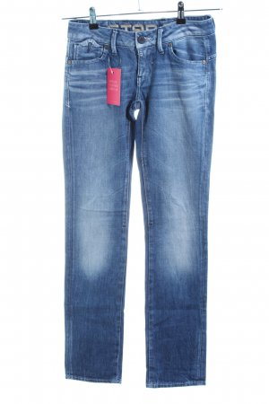 G-Star Raw Slim Jeans blau Casual-Look
