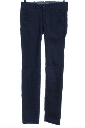 G-Star Raw Stoffhose blau Casual-Look