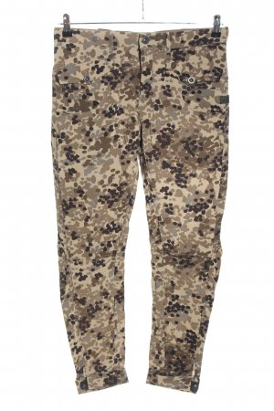 G-Star Raw Stoffhose Camouflagemuster Casual-Look
