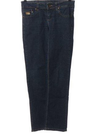 G-Star Raw Jeansy z prostymi nogawkami niebieski W stylu casual