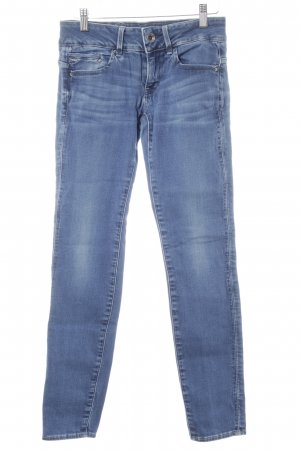 G-Star Raw Straight-Leg Jeans blau Casual-Look