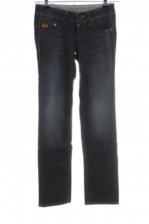 G-Star Raw Straight-Leg Jeans schwarz Casual-Look