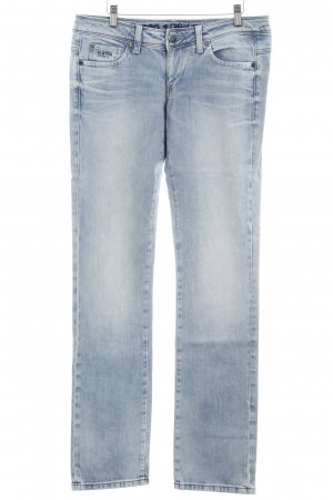 G-Star Raw Jeansy z prostymi nogawkami chabrowy-błękitny Gradient