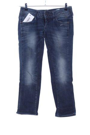 G-Star Raw Stretch Jeans blau Casual-Look