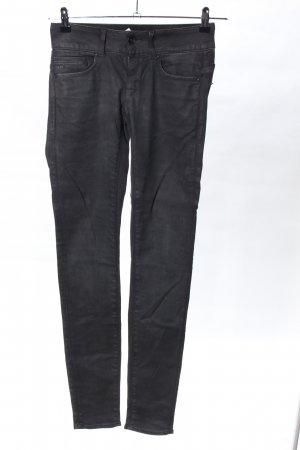G-Star Raw Stretch Jeans black casual look