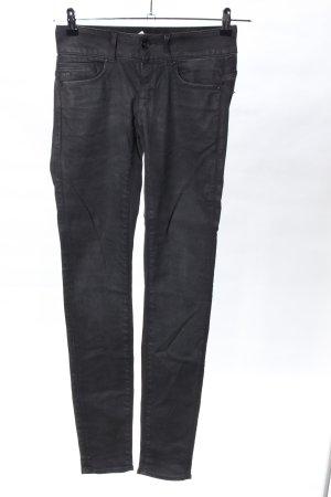 G-Star Raw Jeans stretch noir style décontracté