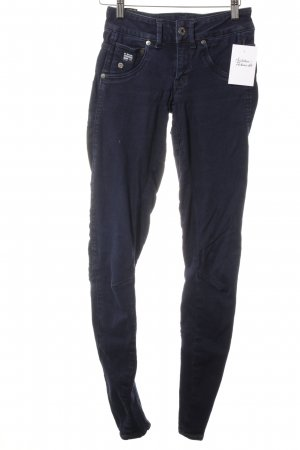 G-Star Raw Stretch Jeans dunkelblau Casual-Look