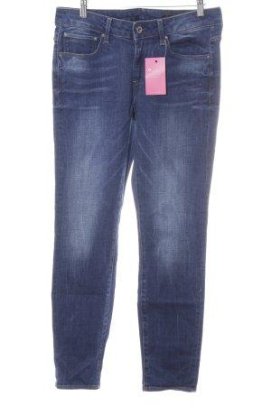 G-Star Raw Stretch Jeans dunkelblau Jeans-Optik