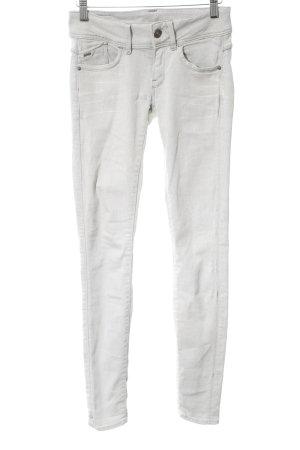 G-Star Raw Stretch Jeans hellgrau Casual-Look
